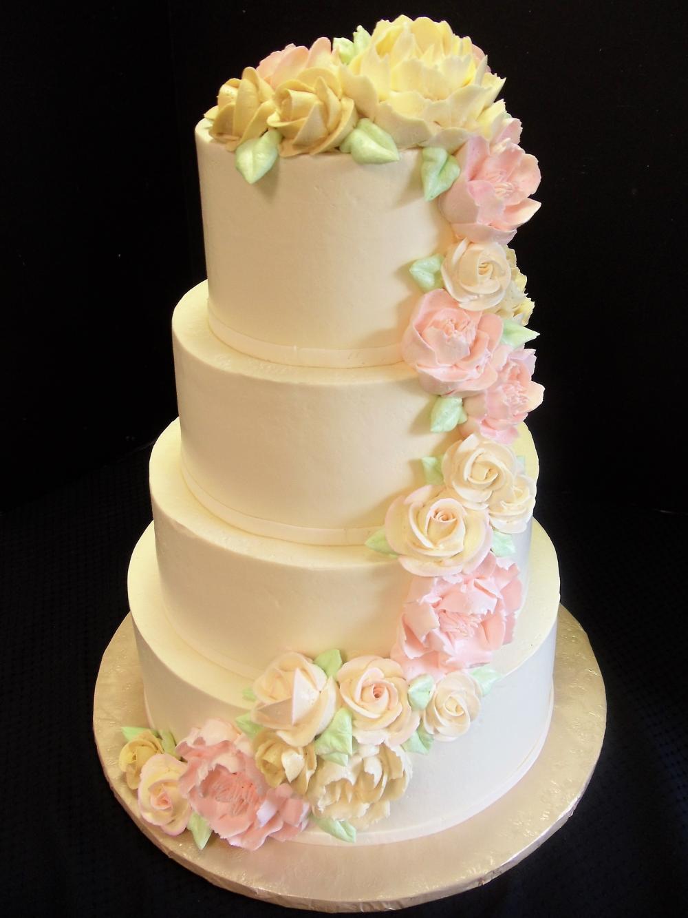 Wedding Cakes | The West Side Bakery