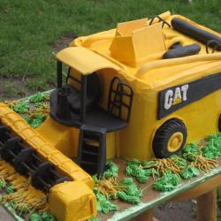 Shaped 101- Harvester