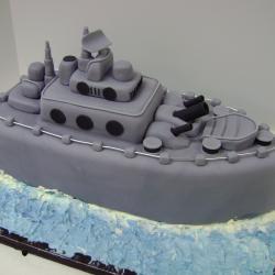 Shaped 103- Battle Ship
