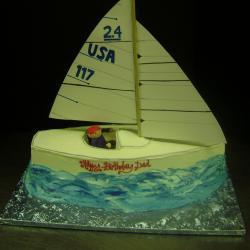 Shaped 106- Sailboat 2