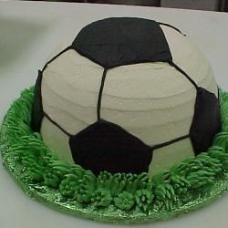 Shaped 116- Soccer Ball