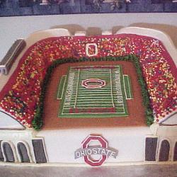 Shaped 119- Ohio State Stadium