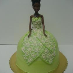Shaped 127- Barbie 1a