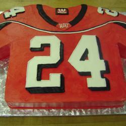 Groom's Cake 13- Jersey