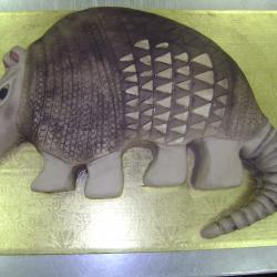 Shaped 15- Armadillo