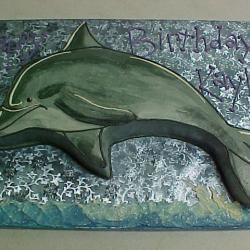 Shaped 22- Dolphin