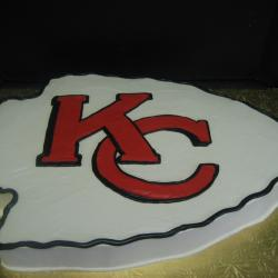 Groom's Cake 23- Kansas City Chiefs