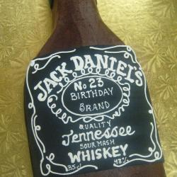 Groom's Cake 32- Jack Daniels