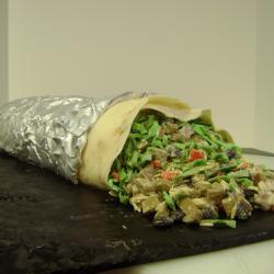 Groom's Cake 36- Burrito