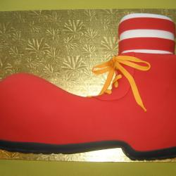 Shaped 37- Ronald Shoe