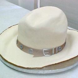 Shaped 41- Cowboy Hat