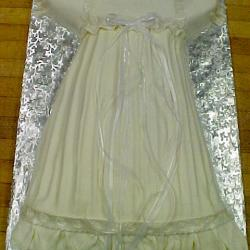 Shaped 43- Christening Dress