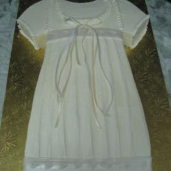 Shaped 43a- Christening Dress