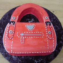 Shaped 44b- 2D Purse