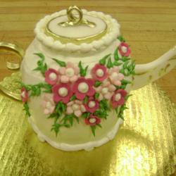Shaped 44d- Tea Pot