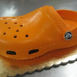 Groom's Cake 46- Croc