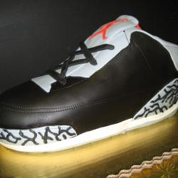 Groom's Cake 48- Athletic Shoe 3D