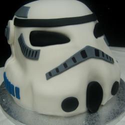 Groom's Cake 53- Storm Trooper