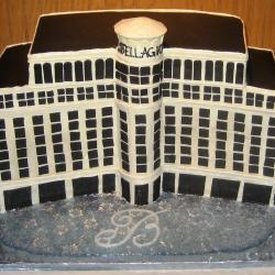 Groom's Cake 55- Bellagio Hotel
