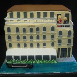 Groom's Cake 56- Regina Hotel