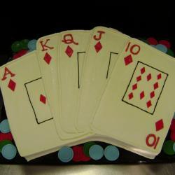 Groom's Cake 57- Cards