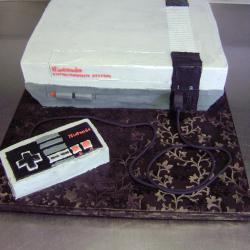 Groom's Cake 59- Nintendo