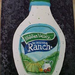 Shaped 59- Ranch Dressing