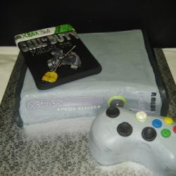 Groom's Cake 60- Xbox 360