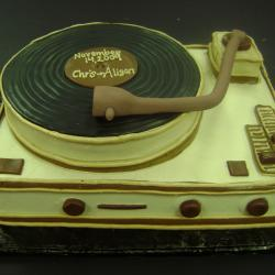 Shaped 66- Record Player