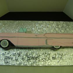 Shaped 97- Cadillac